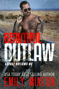 Book Review: Beautiful Outlaw by Emily Minton