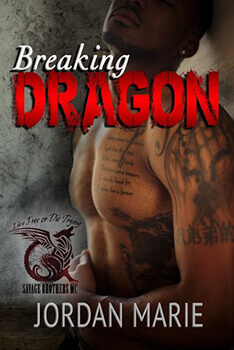 Book Review: Breaking Dragon by Jordan Marie