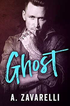 Book Review: Ghost by A. Zavarelli