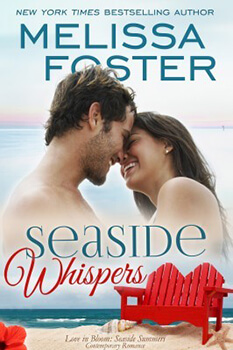 Blog Tour & Review: Seaside Whispers by Melissa Foster