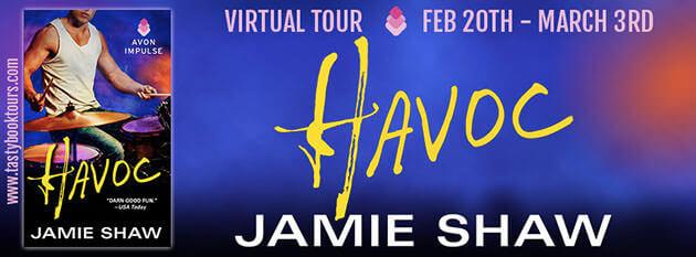 Author Interview & Exclusive Excerpt: Havoc by Jamie Shaw
