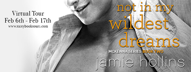Blog Tour: Author Interview with Jamie Hollins – Not in My Wildest Dreams