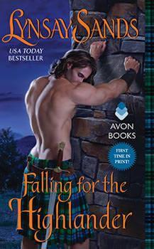 falling highlander