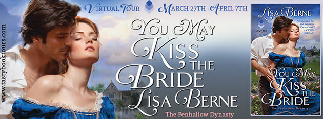 Q & A With Lisa Berne - author of You May Kiss the Bride