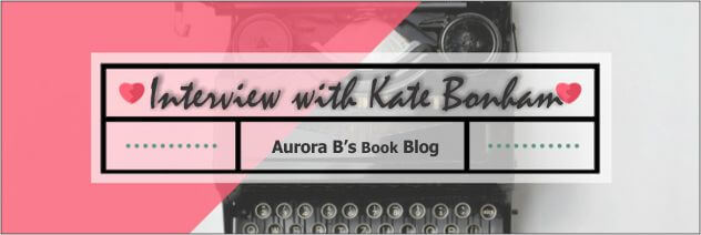 Author Interview: Kate Bonham - Author of Revelations