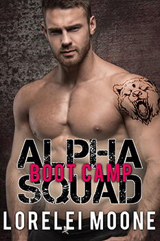 Alpha Squad Boot Camp #1 Cover
