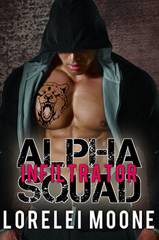 Alpha Squad Infiltrator Cover