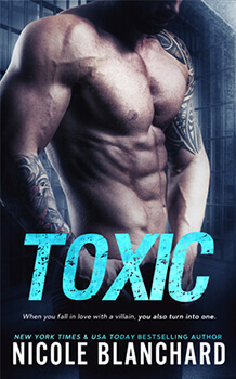 Review of Toxic by Nicole Blanchard