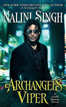 Archangels' Viper by Nalini Singh Book Review