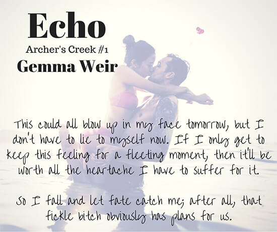 Echo teaser