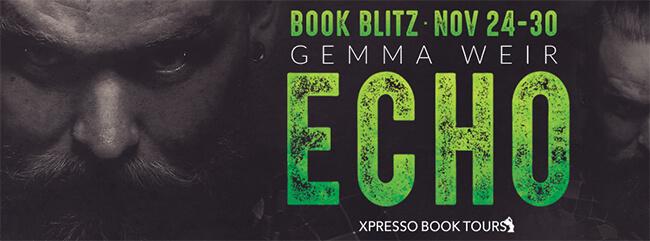 Echo by Gemma Weir Sneak Peek