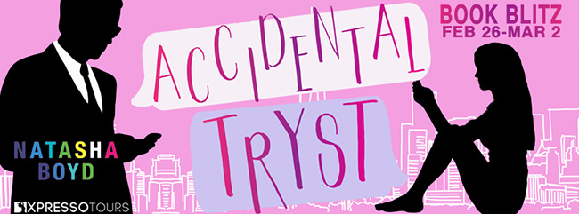 Accidental Tryst by Natasha Boyd Blitz