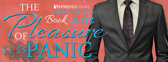The Pleasure of Panic by J.A. Huss Blitz