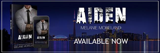 Sneak Peek from Aiden by Melanie Moreland