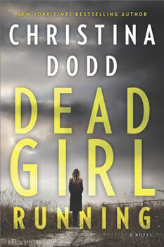 Dead Girl Running by Christina Dodd – #BookReview