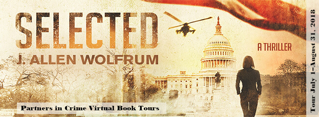 Guest Post by J. Allen Wolfrum - Author of Selected