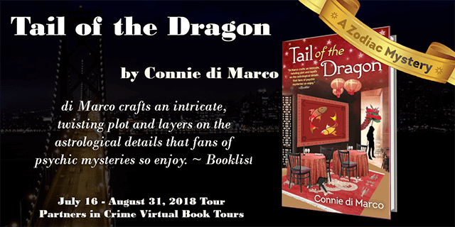 Sneak Peek from Tail of the Dragon by Connie di Marco!