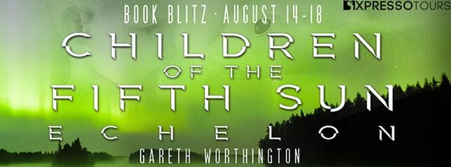 Sneak Peek: Children of the Fifth Sun: Echelon