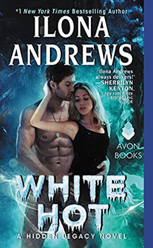 White Hot by Ilona Andrews #BookReview