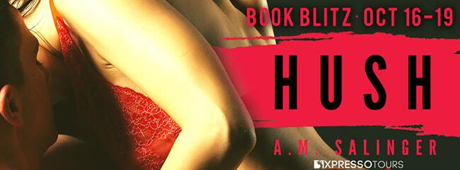 Sneak Peek from Hush by A.M. Salinger