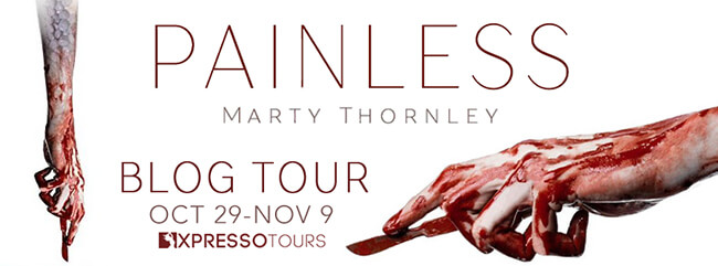 Sneak Peek from Painless by Marty Thornley
