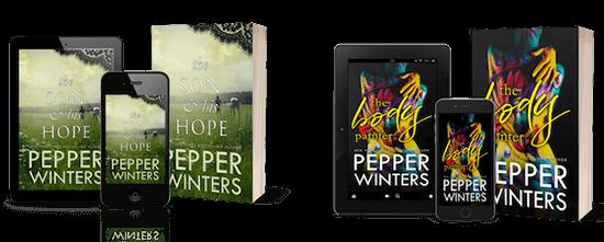 pepper winters books