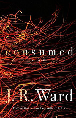 Consumed by J.R. Ward Book Review