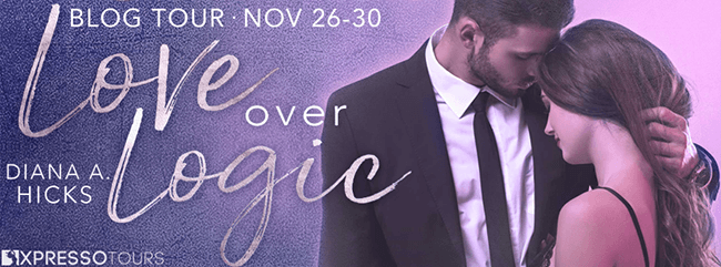Interview with Diana A. Hicks - author of Love Over Logic