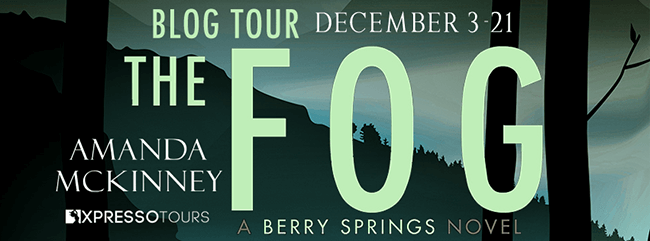 Interview with Amanda McKinney - author of The Fog