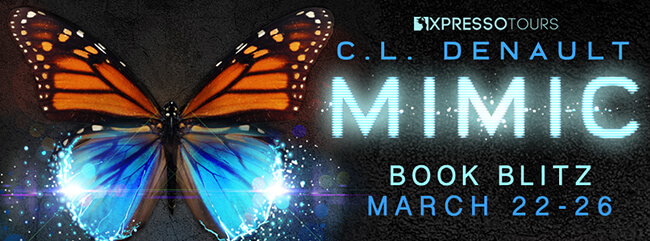 Sneak Peek From Mimic by C.L. Denault