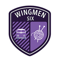 Wingman-badge