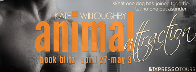 Sneak Peek from Animal Attraction by Kate Willoughby