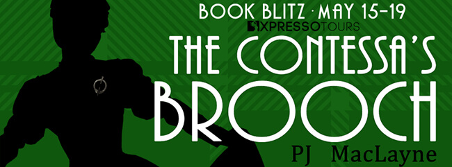 Q&A with P.J. MacLayne - The Contessa's Brooch