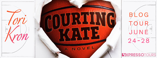 Guest Feature with Tori Kron - Author of Courting Kate