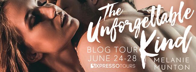 Sneak Peek from The Unforgettable Kind by Melanie Munton
