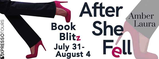 Sneak Peek from After Shell Fell by Amber Laura