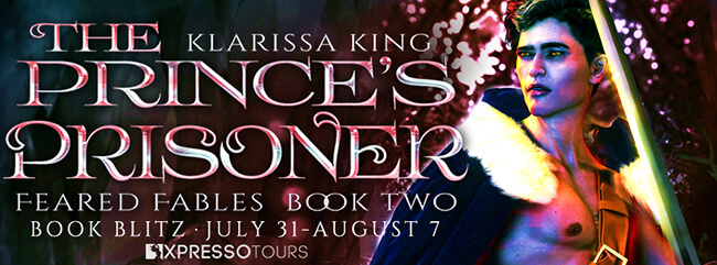 Excerpt from The Prince's Prisoner by Klarissa King