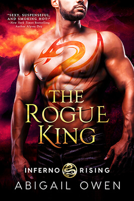 Review of The Rogue King by Abigail Owen
