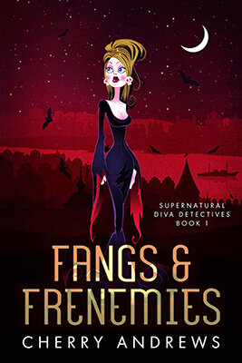 Fangs Frenemies cover