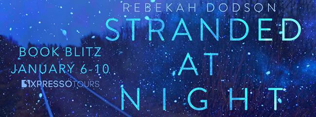 Sneak Peek from Stranded At Night by Rebekah Dodson