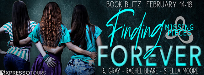 Sneak Peek! Finding Forever by Rachel Blake, RJ Gray, Stella Moore